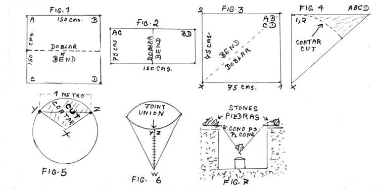 H20 - Como hacer un cono ...